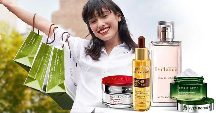 Do You Have A Favorite Yves Rocher Product Europeum Shopping Center