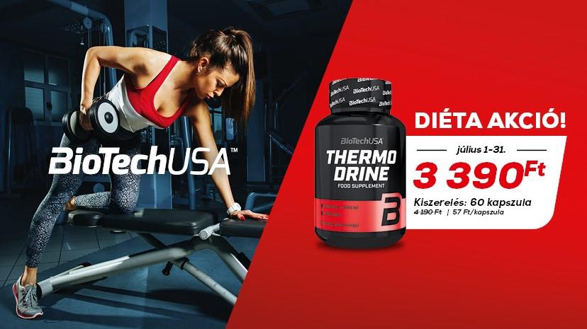 STAY IN SHAPE WITH BIOTECHUSA